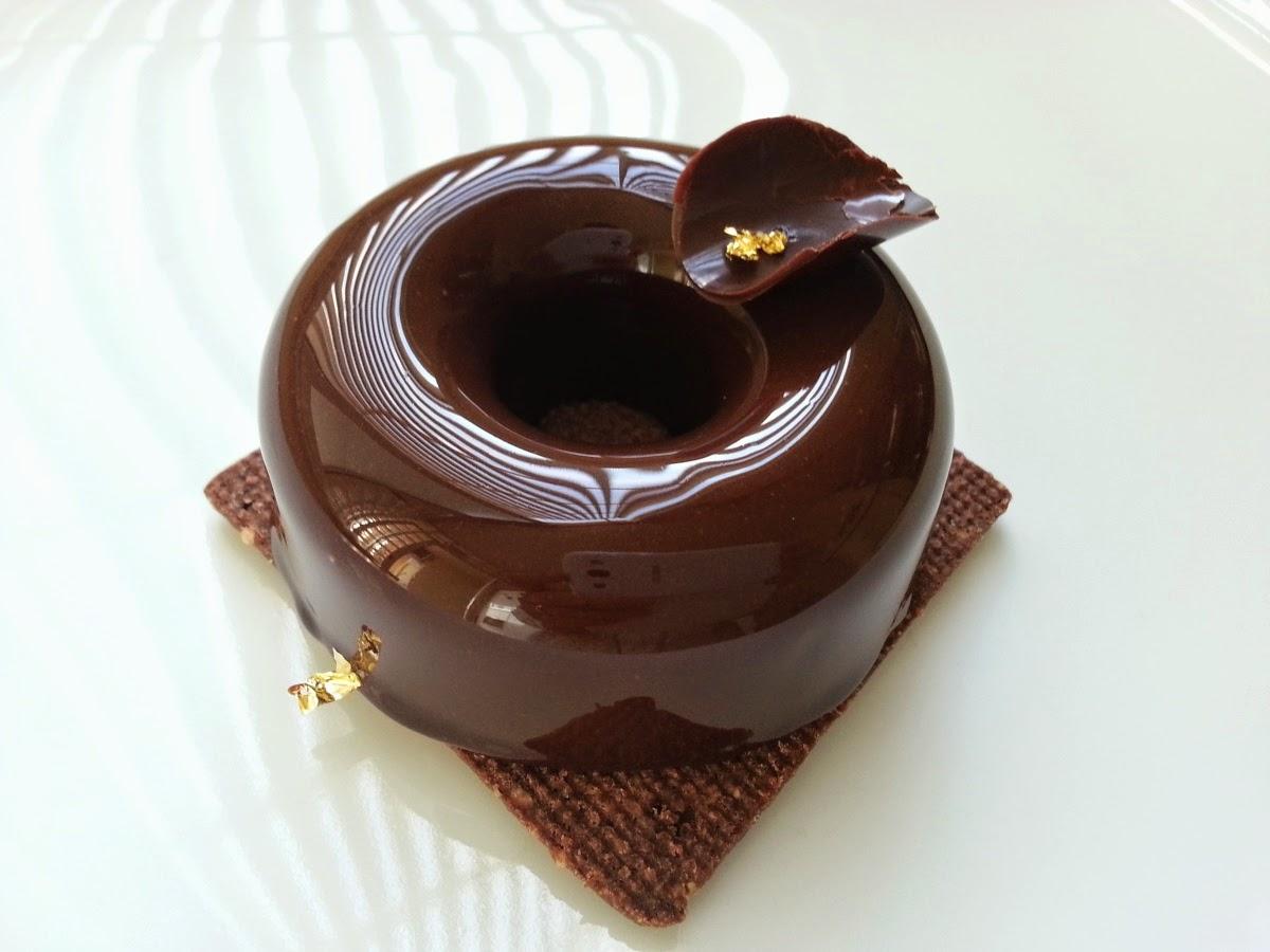 Bavarese vaniglia cioccolato pistacchio nocciole caff frutta yogurt caramello - Glasse a specchio alla frutta ...